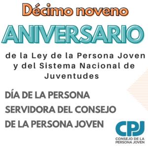19 Aniversario del CPJ